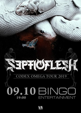 Septicflesh to perform in Kyiv on October 9