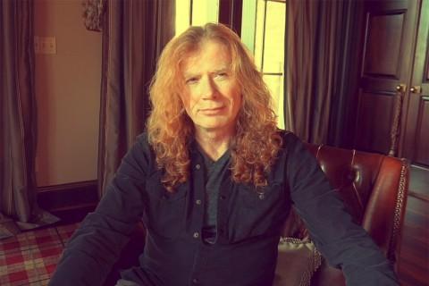 У лідера Megadeth діагностували рак горла