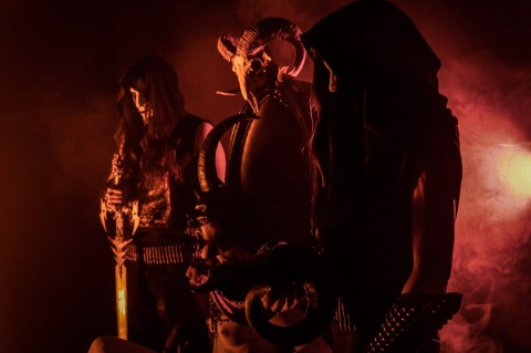 "Cultus Profano releases video ""Under the Infernal Reign, Op. 10"""