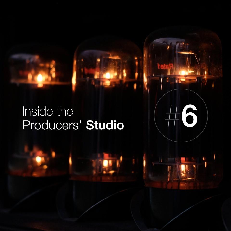 Inside the Producers' Studio. Поради продюсерів щодо запису різних інструментів