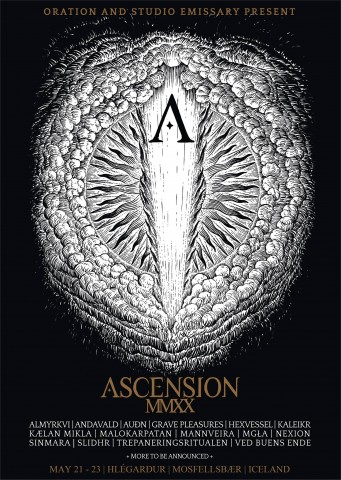 Icelandic Ascension Festival launches ticket pre-sale