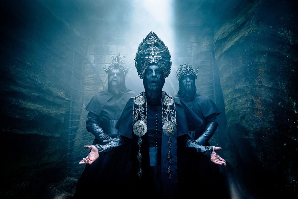 Behemoth відіграють концерти в Україні та Росії у 2020 році