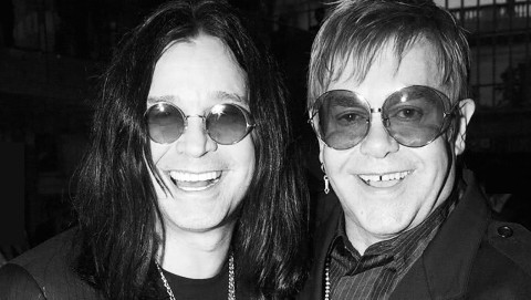 Ozzy Osbourne unveil a title track of his new album feat. Elton John