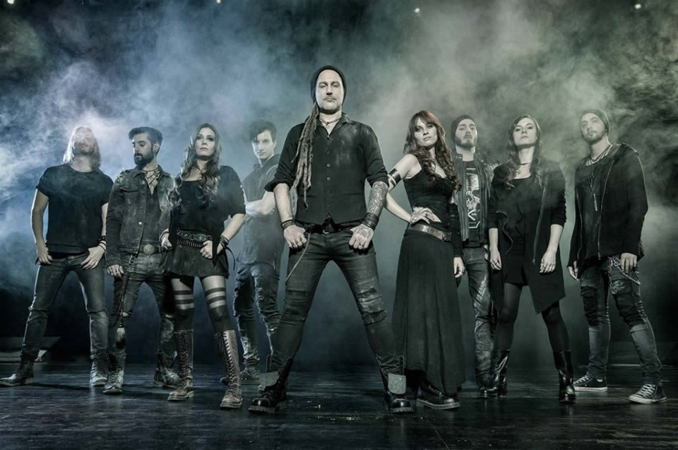 Eluveitie to perform in Ukraine this Spring