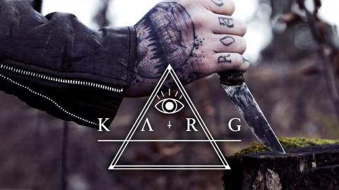 """Karg (Harakiri for the Sky) releases emotional song """"Tod, Wo Bleibt Dein Frieden?"""""""