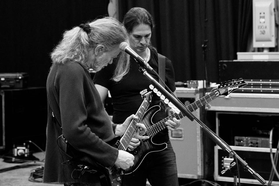 Дейв Мастейн повернувся: Megadeth відіграли перші концерти у Європі (відео)
