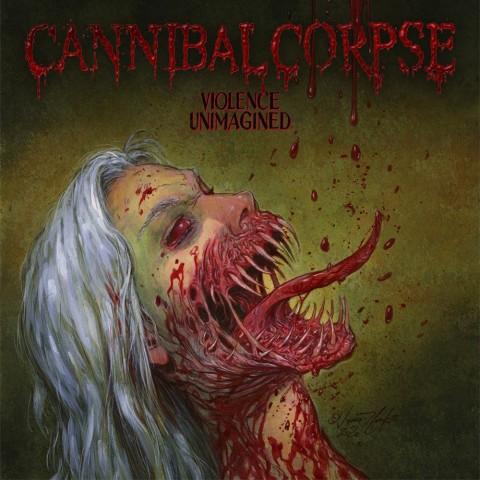 """Cannibal Corpse новый сингл из грядущего альбома """"Violence Unimagined"""""""