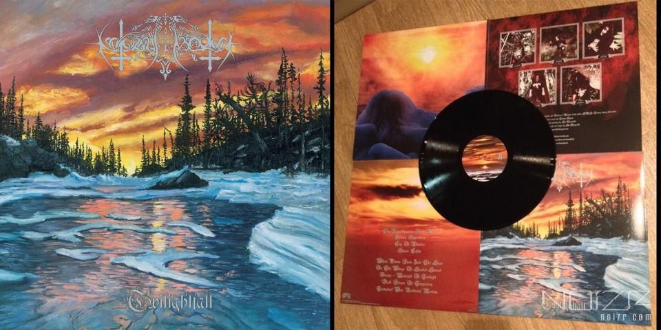 Nokturnal Mortum видали дебютний альбом на вінілі