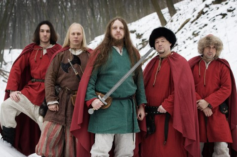 "Folk metal band Eldertale released debut EP ""Land of Old"""