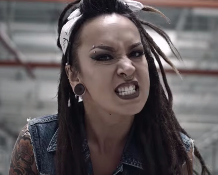 "Jinjer: прем'єра кліпу ""Sit Stay Roll Over"""