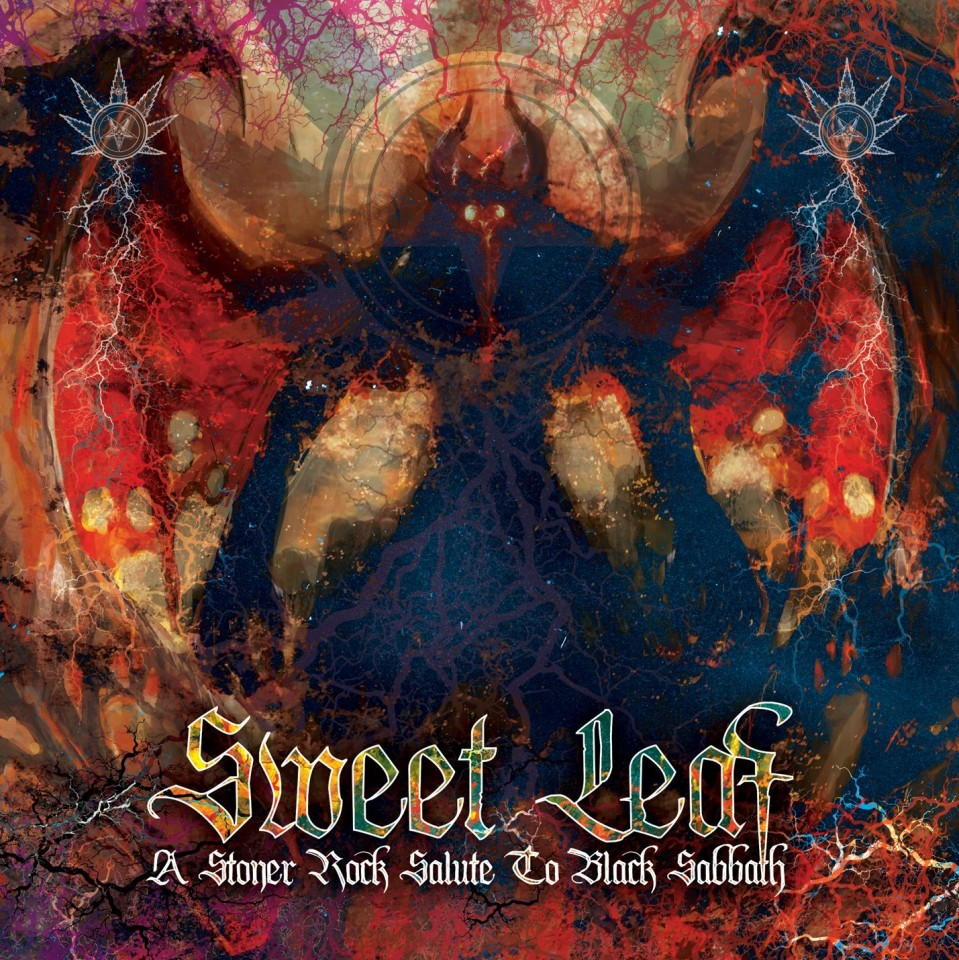Sweet Leaf — A Stoner Rock Salute To Black Sabbath cover