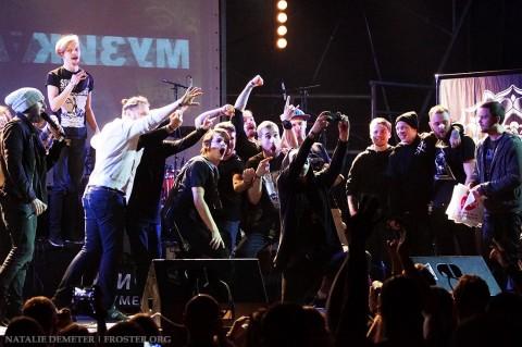 BUMA-2015. Three awards of Ukrainian metal stage