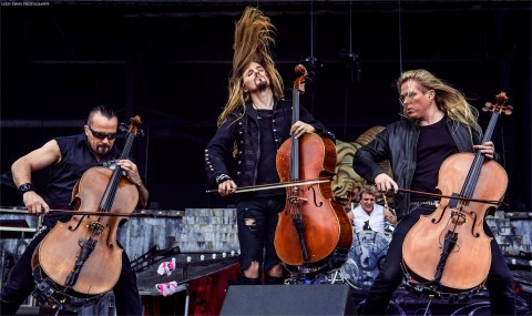Oomph!, Doro and Apocalyptica to perform in Kyiv again