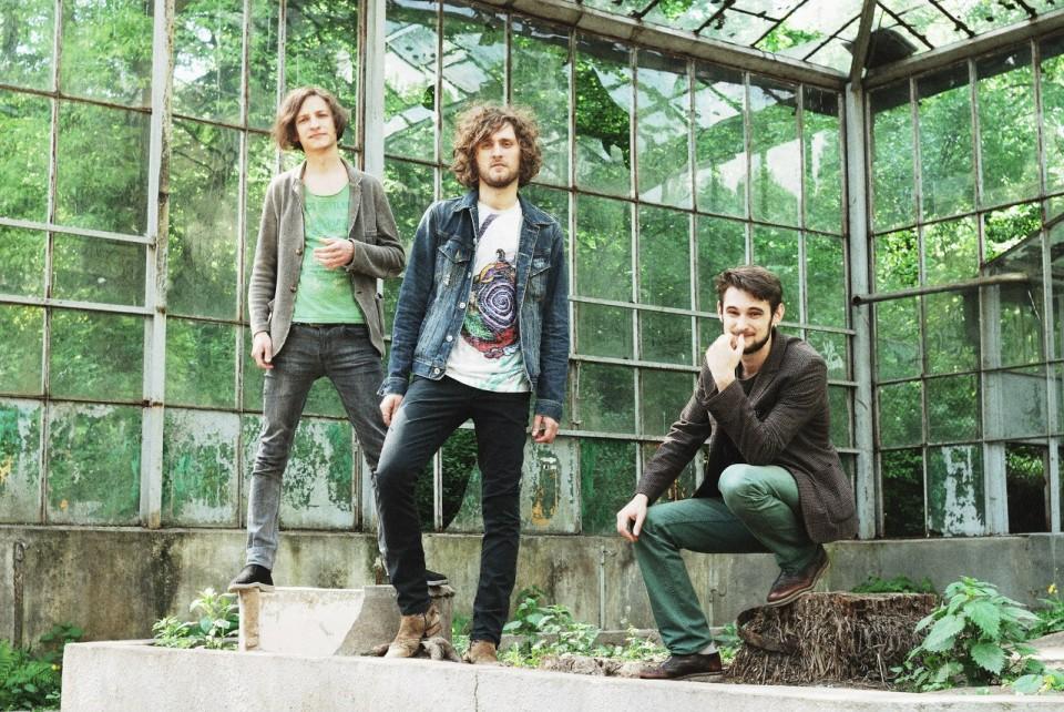 Sinoptik press photo — Sinoptik is going to Berlin: the band won at GBOB national final