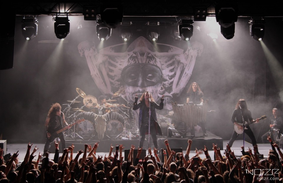 Moonspell in Kyiv: new album and another full house show