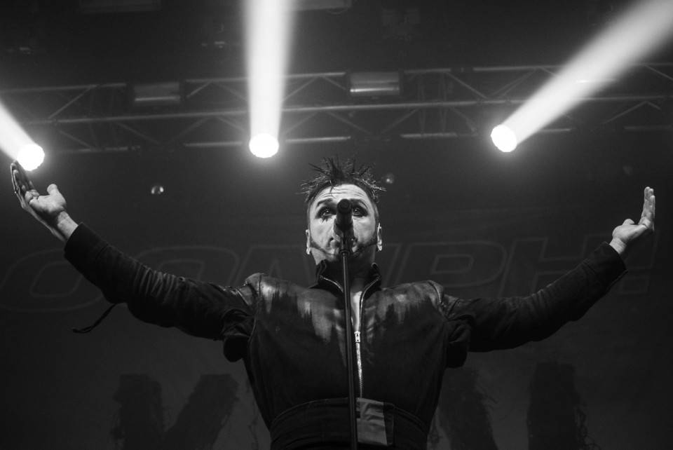 Report: Oomph! presented anniversary album in Kyiv