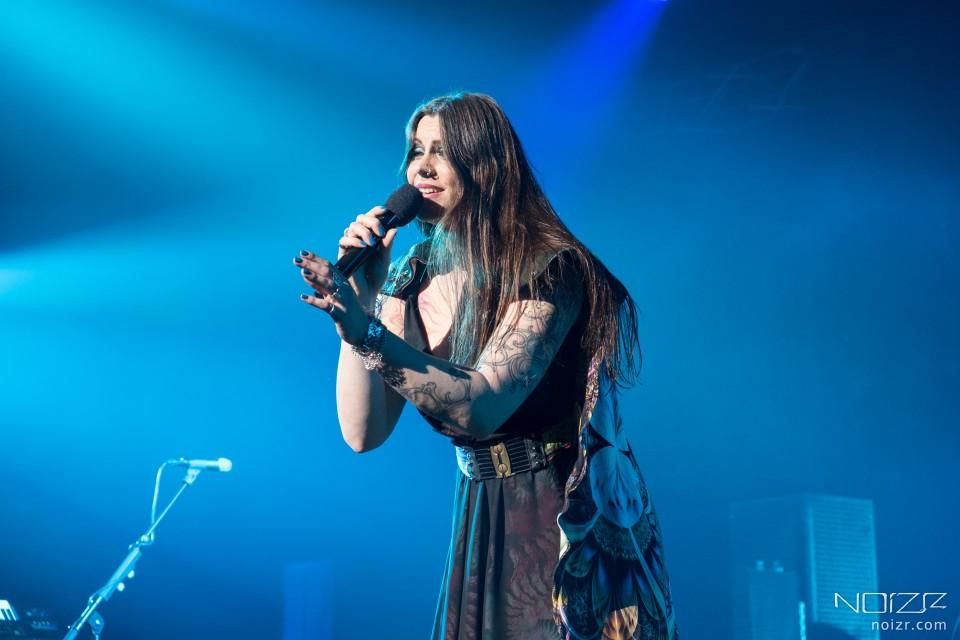 Nightwish gave first show in Kyiv with Floor Jansen