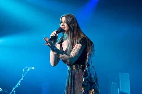 Nightwish gave first show in Kyiv with Floor Jansen
