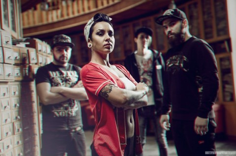 "Jinjer ""King Of Everything"" album preview is posted online"