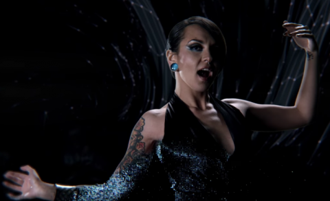 "Jinjer ""I Speak Astronomy"" video release"
