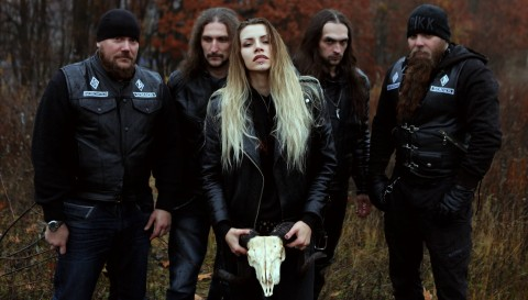 "Premiere: NordWitch present two new songs ""Lady Evil"" and ""Dominion"""