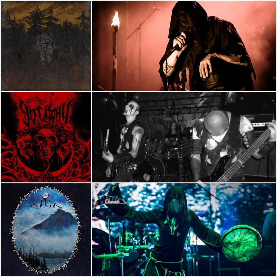 Check 'Em All: Diversity of Ukrainian black metal