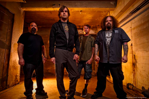 Napalm Death дадуть цієї весни концерт у Києві