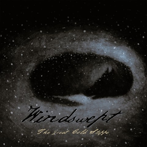 "Прем'єра: Новий трек Windswept ""Shrouded in Pale Shining, So Sleeps Infinite Ancient Steppe"""