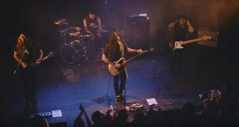У мережі з'явилися лайв-відео з концерту Alcest у Києві