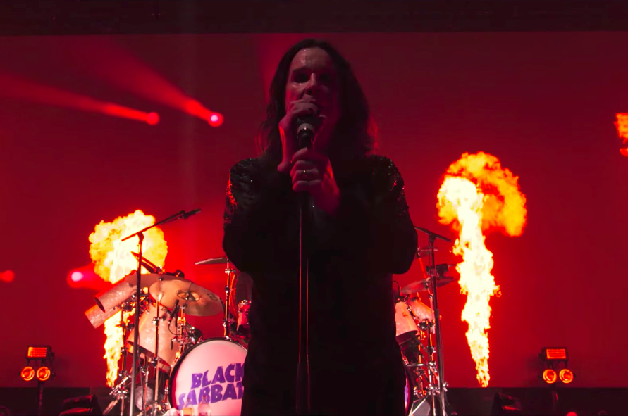 "Black Sabbath ""The End of The End"" — David Gilmour, Slipknot and Black Sabbath concert films to be shown in Ukraine this September"