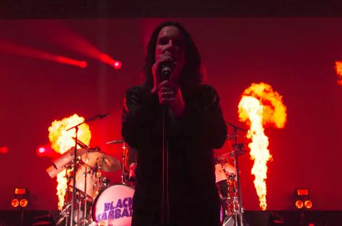 В Україні покажуть концертні фільми Девіда Гілмора, Slipknot і Black Sabbath