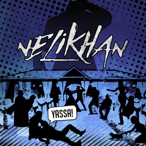 """Velikhan представили лірик-відео у стилі коміксів на новий сингл """"Yassa!"""""""