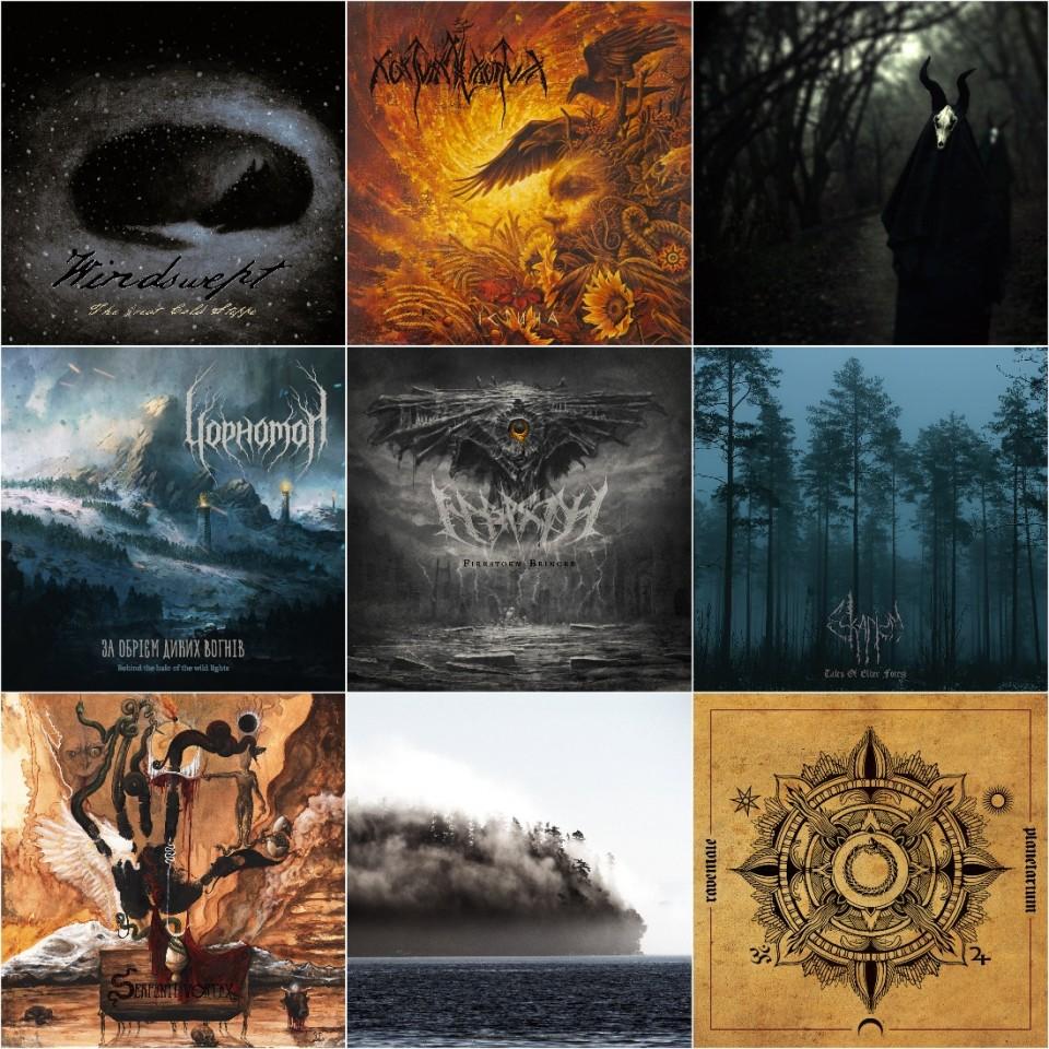 Check 'Em All: 16 Ukrainian black metal releases