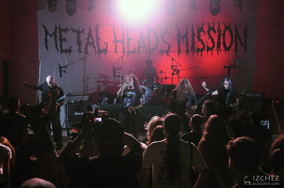 Photo – Metal Heads' Mission 2017 — Metal Heads' Mission 2018: Dates, tickets, first lineup announcements, and bands booking