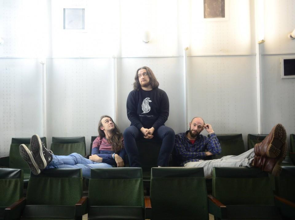 Stoned Jesus оприлюднили назву, дату виходу і обкладинку нового альбому