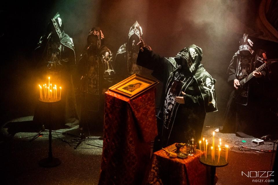 Batushka photo by Yurii Somov — Batushka and Nightrage to perform in Kyiv this fall