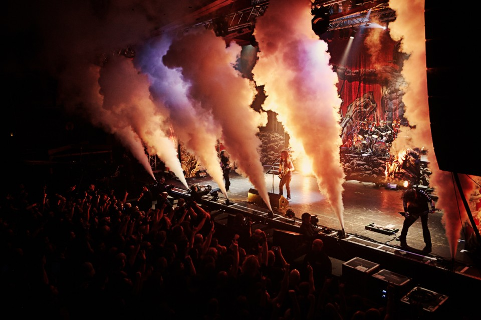 Kreator — Heavy summer: Foreign metal and rock bands at popular festivals in Ukraine
