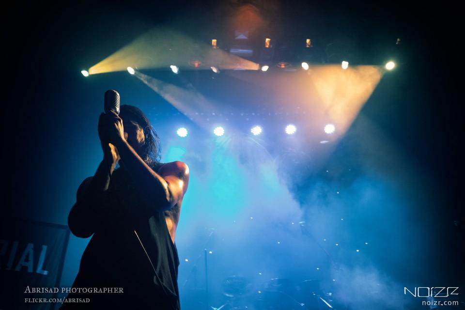 Фотозвіт: Концерт Sectorial і Vovk у Києві