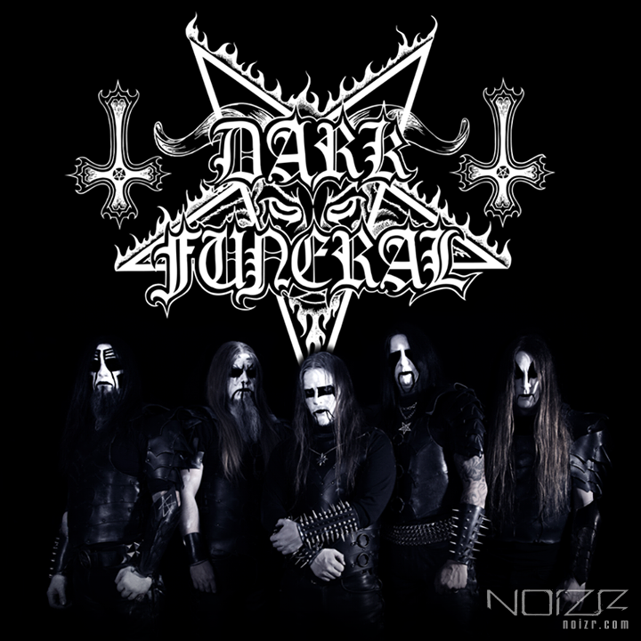Dark Funeral announced tour dates for 2015
