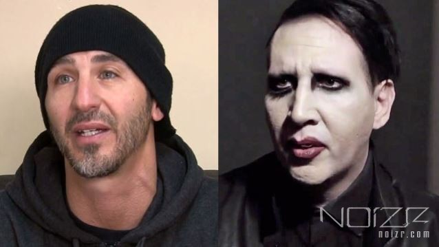 """Blabbermouth — Godsmack's vocalist and Marilyn Manson will play in the film """"Street Level"""""""
