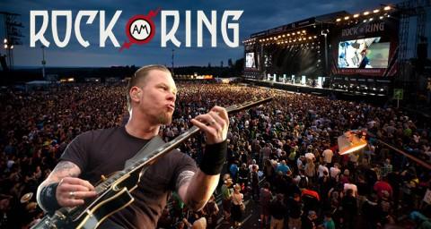 Rock Am Ring 2014: записи концертов Iron Maiden, Metallica, Queens of the Stone Age и Opeth [Live]