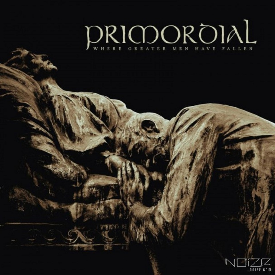 """Label shares Primordial's live videos from DVD """"Where Greater Men Have Fallen"""""""