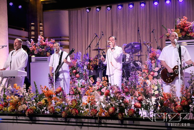 Video: Faith No More perform on The Tonight Show with Jimmy Fallon