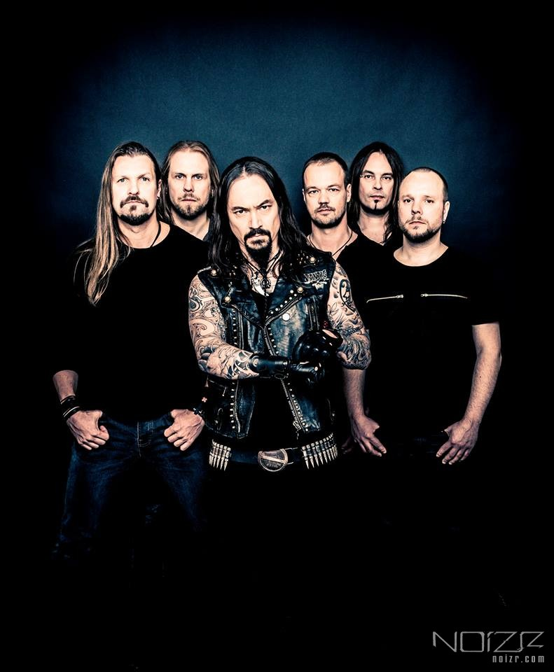 Amorphis — Amorphis announce new album title and release date