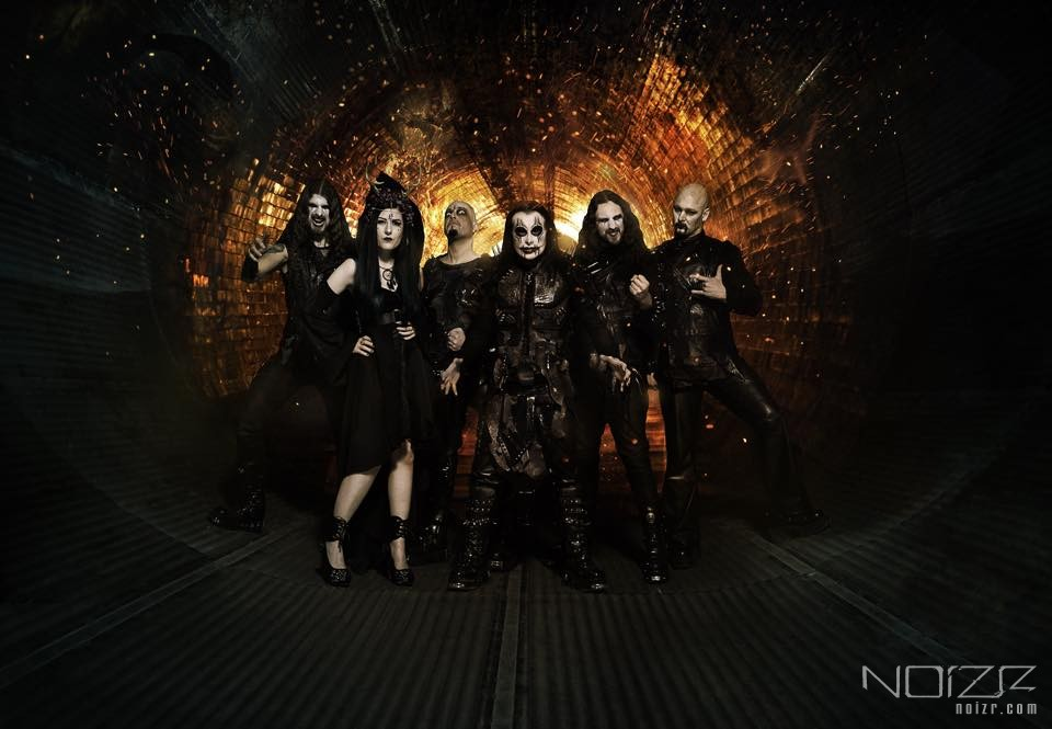 Cradle of Filth — Cradle of Filth to go on European tour this fall