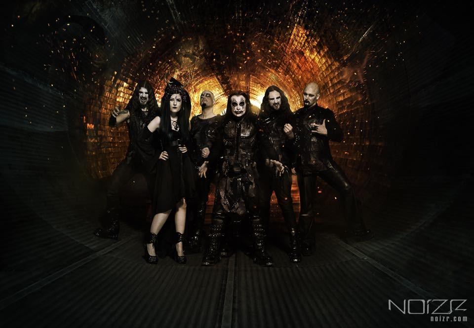 Cradle of Filth — Cradle of Filth отправятся в европейское турне этой осенью