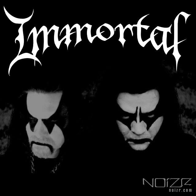 Immortal — Immortal is recording material for new album