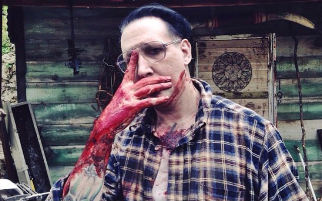 Marilyn Manson Let Me Make You a Martyr Movie