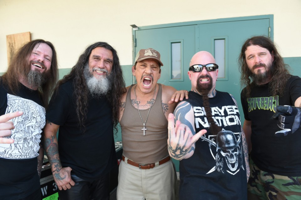 Slayer Danny Trejo