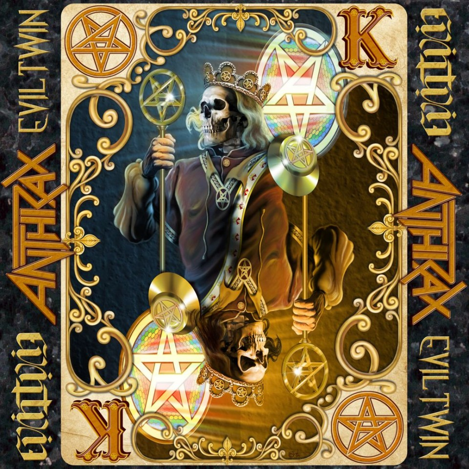 ANTHRAX — Evil Twin